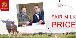 De Bel Groep versterkt z'n samenwerking met de associatie van melkproducenten*