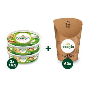 Boursin® Wrap Kit