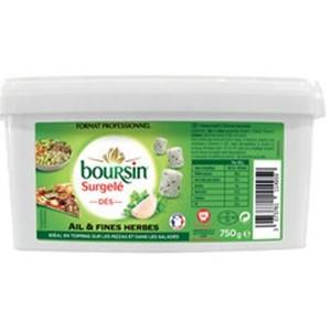 Boursin® Dés Surgelés