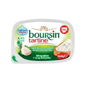Boursin® Ail et Fines Herbes Mini-coupelle