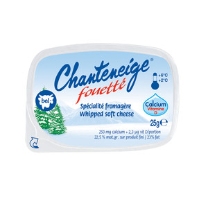 Chanteneige® Fouetté Mini-coupelle
