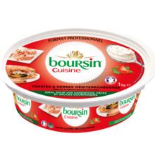 Boursin® Cuisine Mediterrane Tomaat en Kruiden