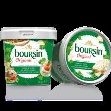 Boursin® Original Look & Fijne Kruiden