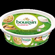 Boursin® Cuisine Look en Fijne Kruiden