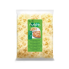 Nurishh ® Geraspte kaas Mozzarella-smaak