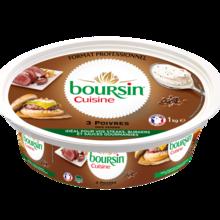 Boursin® Cuisine 3 Pepers