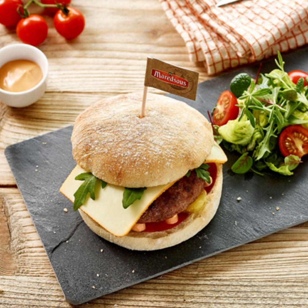 Belgo burger
