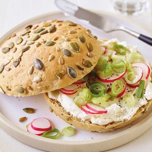 Sandwich au radis