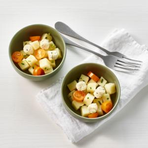 Mini-salade de pommes de terre