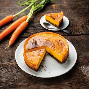 Gâteau aux carottes et agrumes