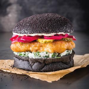 De Fish Burger