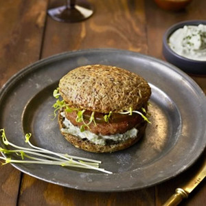 Hamburger Veggie MultiSeed'r