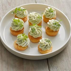 Cupcakes au fromage frais