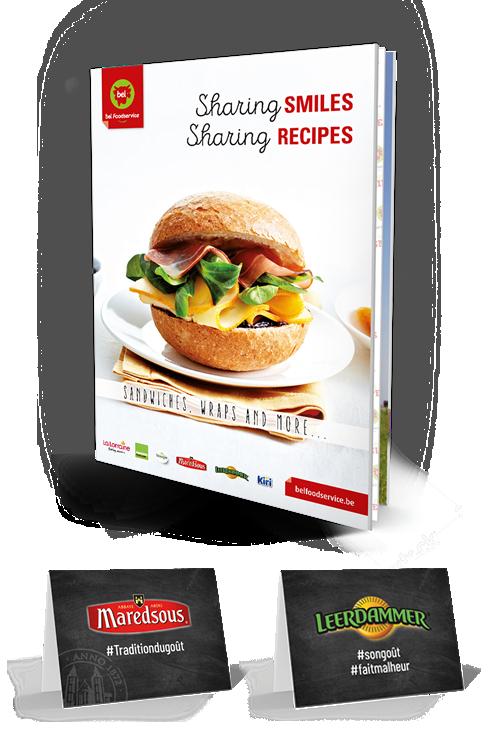 Kit sandwich gratuit